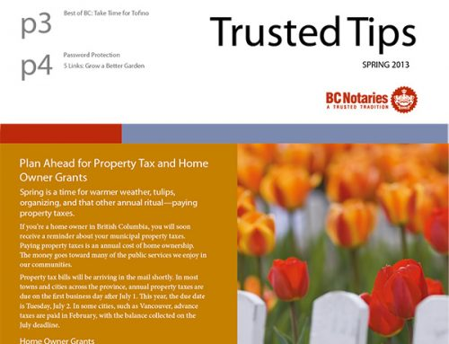 Trusted Tips – Your Source For Information